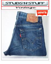 "VINTAGE LEVIS 511'S SKINNY FIT JEANS W 28"" L 34"" APROX SIZE UK  8  (T21)"