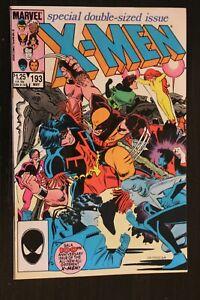 X-MEN #193 - Marvel Comic Book - higher grade