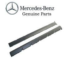 For Mercedes W124 W126 W201 GENUINE Spark Plug Wire Holder Set Upper & Lower