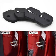 For VW Black 4Pcs Decor Accessory Car Door Anti Rust Lock Protective Covers