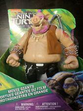 "Teenage Mutant Ninja Turtles Bebop Out of the Shadows Movie 11"" Action Figure"