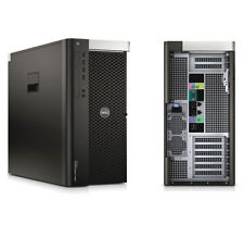 DELL PRECISION T7610 Workstation  2X E5-2650 64GB ECC 480GB SSD +10TB