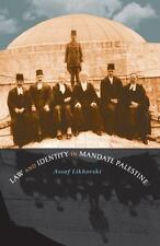 Law and Identity in Mandate Palestine: By