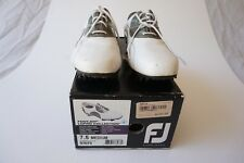 FootJoy LoPro Collection Golf Shoes White and Black Women's Size 7.5 Medium