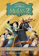 Mulan II (DVD, 2004)