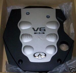New OEM Infiniti G35 Coupe Sedan Engine Cover
