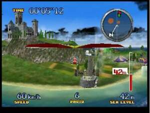Pilotwings 64 - Nintendo N64 Game