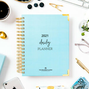 The Organised 2021 Daily Planner - Signature