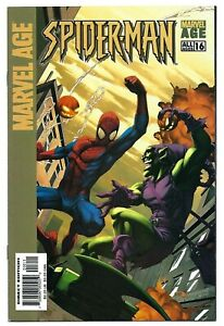 Marvel Comics MARVEL AGE SPIDER-MAN #16 first printing