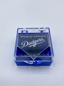 2020 Los Angeles Dodgers Official World Series Media Press Pin RARE PIN!