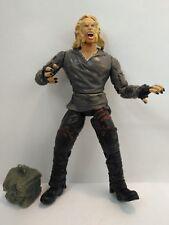 """2000 Sabertooth 7.25"""" Toy Biz Movie Action Figure Marvel X-Men"""
