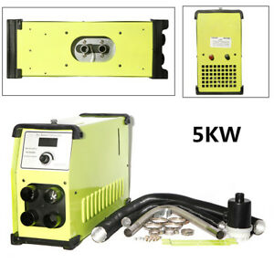 High Quality Car Warming Integrated 5KW 12V Air Diesel Parking Heater