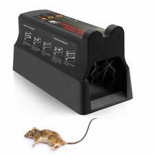 Mouse Trap Electronic Mice Killer Rat Pest Control Electric Zapper Rodent UK EU