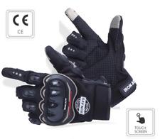 Gants de scooter moto scooter écran tactile homologue CE 3 couleurs