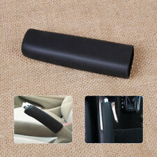 Car Anti Slip Silicone Parking Hand Handle Brake Cover Lever Sleeve Black