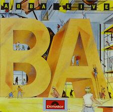 CD - ABBA - Live - A782