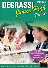 New: Degrassi Junior High: Season 1, Disc 2 NTSC, Color, Closed-captioned