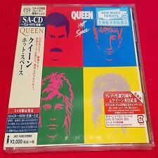 QUEEN - Hot Space - Japan Jewel Case SHM-SACD - UIGY-15020