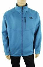 NEW THE NORTH FACE TIMBER FULL ZIP SHERPA FLEECE BLUE JACKET XL