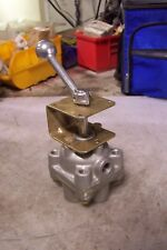 New Barksdale 5 Way Manual Directional Air Valve 12 Npt Maintained Mc2 75 90