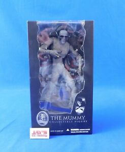 """The Mummy 9"""" Collectible Figure Universal Monsters 2014 Mezco Toyz Sealed"""