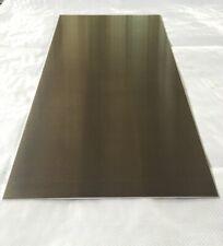 18 125 Aluminum Sheet Plate 12 X 48 5052