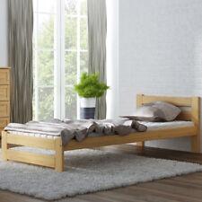 Bett Holzbett Ehebett Massivholz Doppelbett Jugendbett Bettgestell mit Matratze