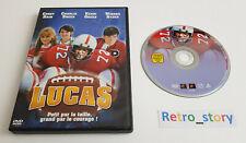 DVD Lucas - Corey HAIM - Charlie SHEEN - Kerri GREEN - Winona RYDER