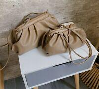 The Pouch Bag Clutches Genuine Celeb Shoulder Crossbody Purse Handbags For Women