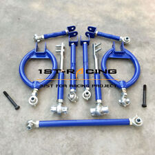 Rear Camber Tension Traction Toe Suspension Set Fit Nissan 240SX S13 300ZX Z32