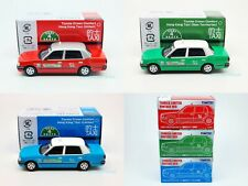 1:64 Tomytec Tomica Limited Vintage Neo Toyota Crown Comfort Hong Kong Taxi TLV