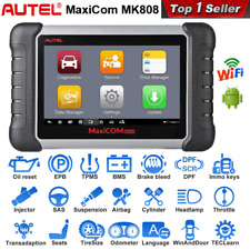 Full System Diagnostic Service Tool Autel MK808 MaxiSys Car Scanner Code Reader