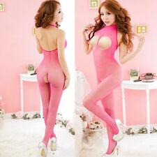 Sexy Lingerie Fishnet Body stockings Dress Underwear Babydoll Sleepwear NY245RR