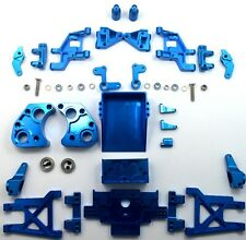Dhawk Racing Aluminum Conversion Kit Blue For Team Associated RC10 Classic Kit