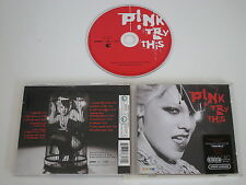 P! NK/try this (Arista 82876 56813 2) CD Album