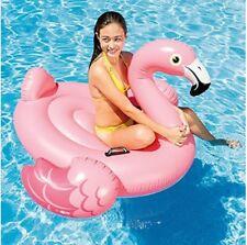 INTEX 57558 Flamingo Ride - On Fenicottero Gonfiabile Cavalcabile
