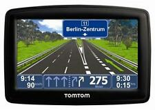 "TomTom XXL NAVI Zentral Europa Classic 5""X XL IQ ROUTES Fahrspur. Central Europe"