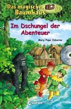 Im Dschungel der Abenteuer / Das magische Baumhaus Sammelband Bd.6 von Mary Pop…