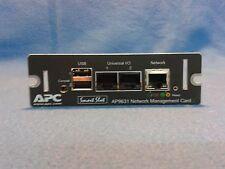APC AP9631, USV-Netzwerk-Management-Karte, APC UPS Smart-Slot, 10/100MBit