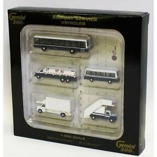 G2APS450 Gemini 200 Airport Service Vehicles Model Airplane