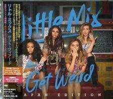 LITTLE MIX-GET WEIRD-JAPAN CD E78