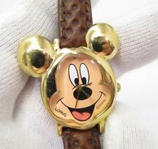 MICKEY MOUSE,Lorus By Seiko, 3D CASE, Cool, Unisex/Kid's CHARACTER WATCH, 630