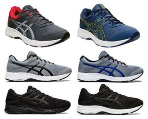ASICS Men's Running Sneakers, 6 Colors, Medium D & Extra Wide 4E Widths