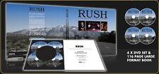 RUSH-changing hemispheres (4-dvd + Book)