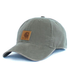 Carhartt Odessa Hat Mens Baseball Cap Curved Visor Unisex Adjustable OSFA Cappy