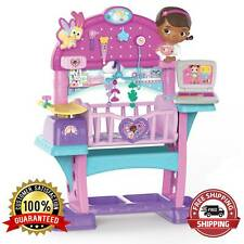 Top-notch Doc McStuffins Baby Check Up All-in-One Nursery Kids Toys Light Sounds