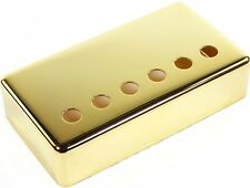 """Seymour Duncan Gold Pickup Cover for Trembucker/F-Spaced Pickups, 2 1/16"""" E to E"""