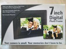 Starlight 7 Digital Photo Frame TFT LCD 16-9 JPEG, SD, XD, MMC, Remote Control