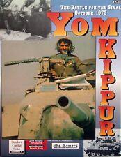 Yom Kippur: The Battle for the Sinai October 1973, NEW