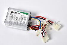 500W 48 Volt Dc Yiyun Yk31 variable Speed Controller box f brush electric motor